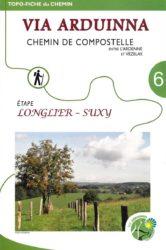 Topo-guide Via arduinna n°6