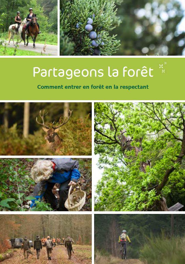 Partageons la forêt