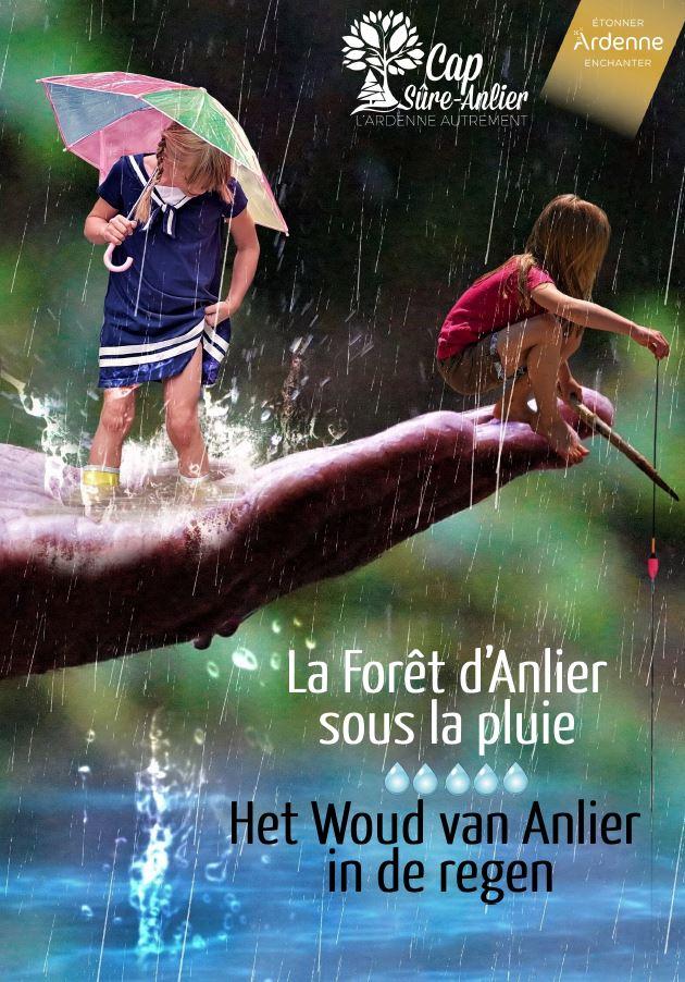Capsureanlier sous la pluie