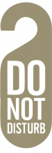 Do not disturb-Dormir